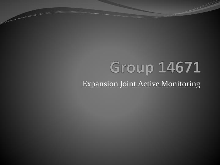PPT - Group 14671 PowerPoint Presentation, free download - ID:2668420