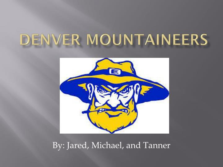 denver mountaineers