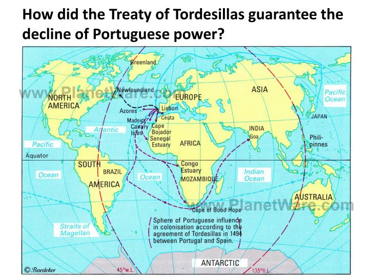 How did the Treaty of