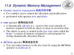 11 8 dynamic memory management