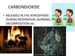 carbondioxide