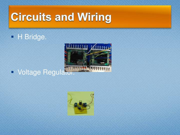 Circuits and Wiring