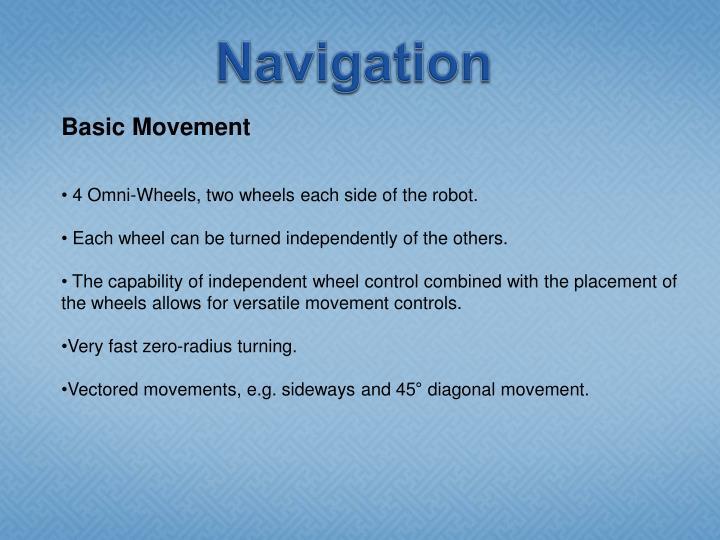 Basic Movement