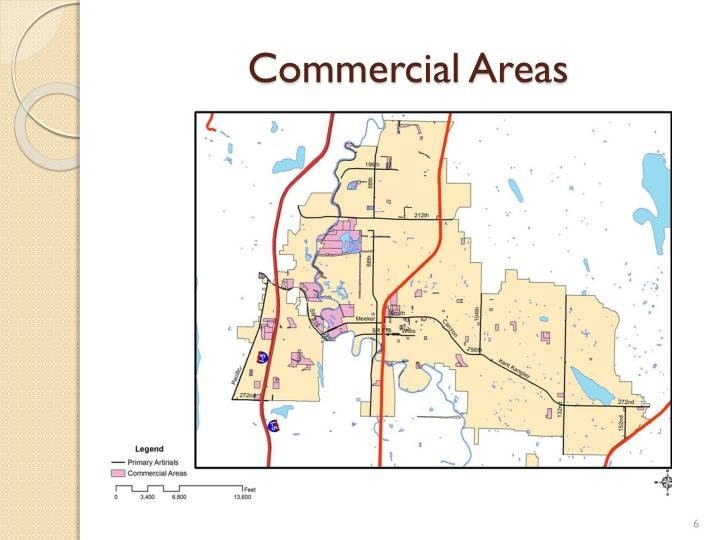 Commercial Areas