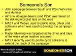 someone s son