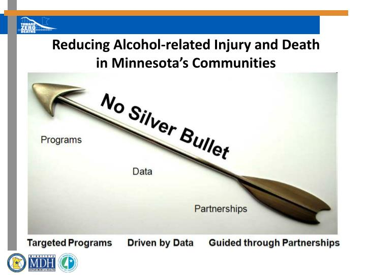 Reducing Alcohol-related Injury and Death