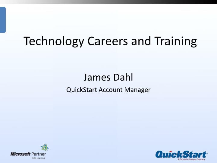 technology careers and training n.
