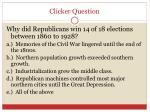 clicker question1