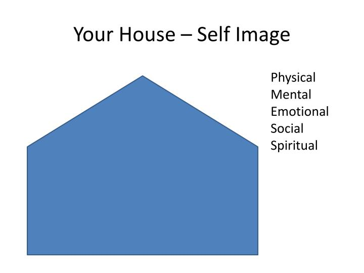 Your House – Self Image