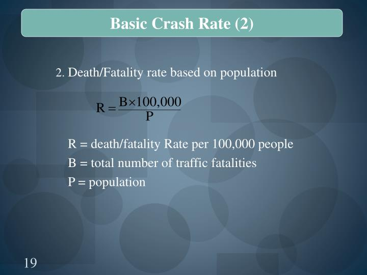 Basic Crash Rate (2)