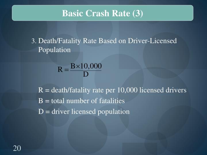 Basic Crash Rate (3)