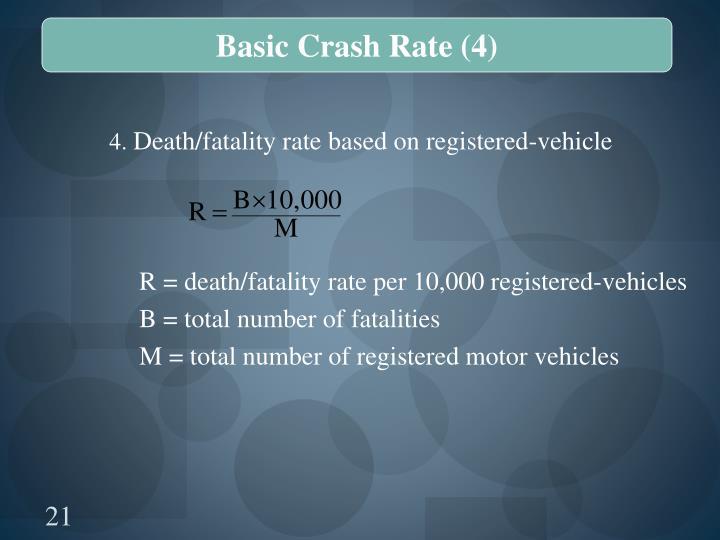 Basic Crash Rate (4)