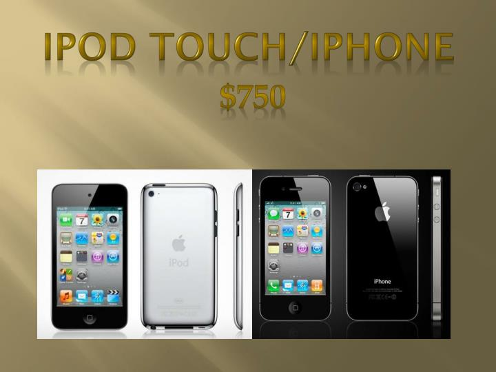 iPod Touch/