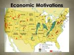 economic motivations1