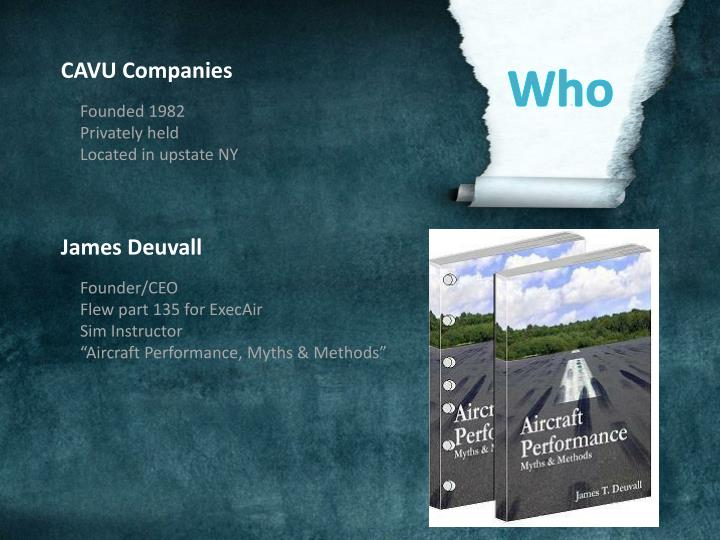 CAVU Companies