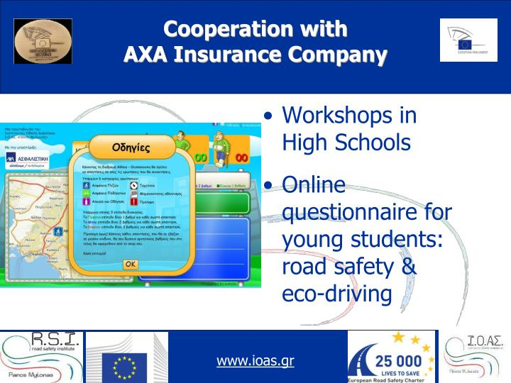 Cooperation with