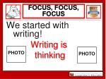 focus focus focus