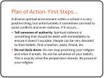 plan of action first steps3