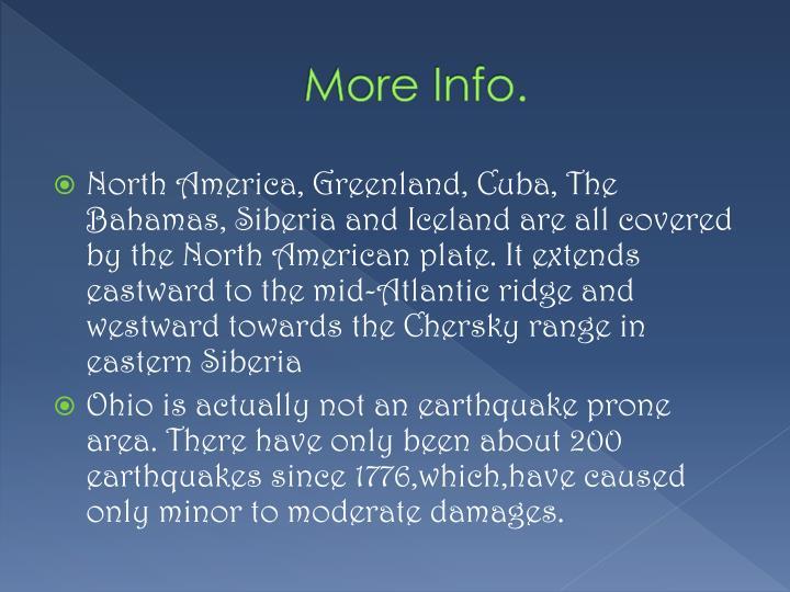 More Info.