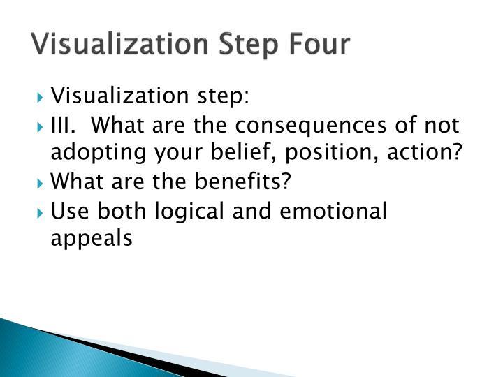 Visualization Step Four