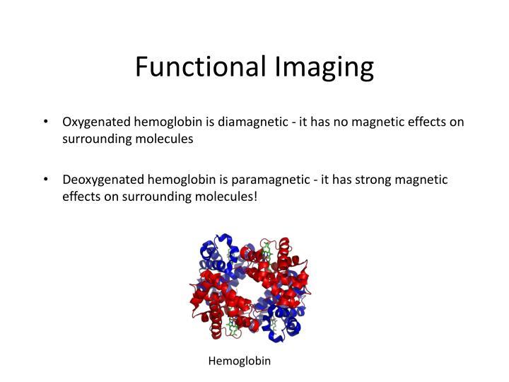 Functional imaging