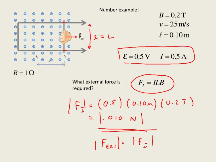 Number example!