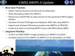 cimss awips ii update3