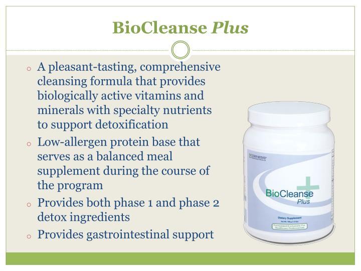 BioCleanse