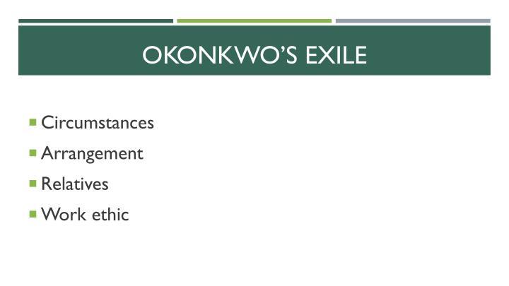 Okonkwo's