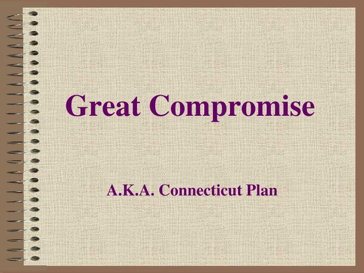 Great Compromise
