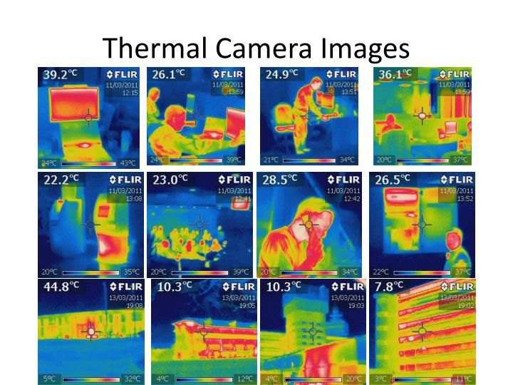 Thermal Camera Images