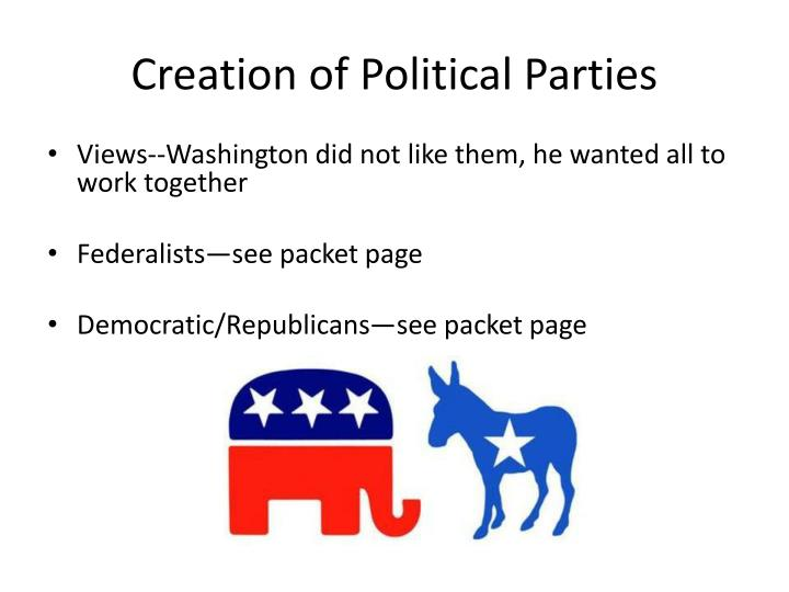 Creation of Political