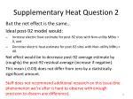 supplementary heat question 23