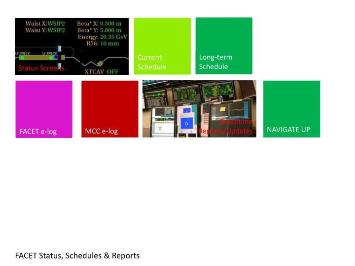 Status Screens