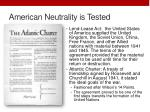 american neutrality is tested1