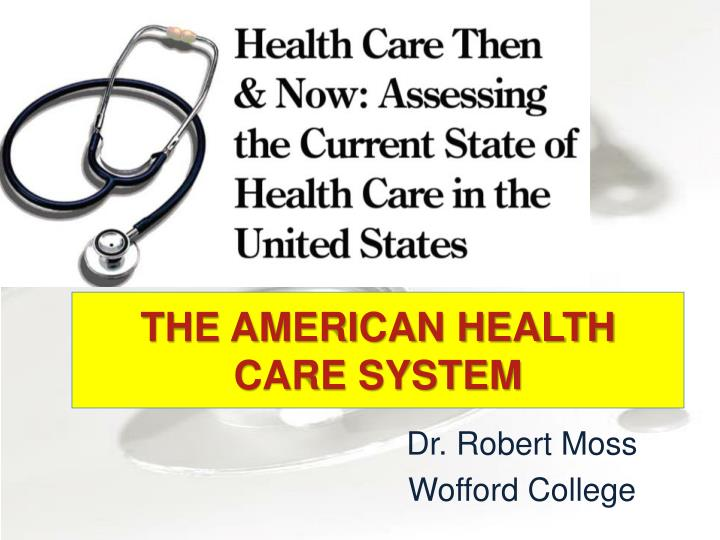 the changes in the american health care system Tracking how health care system changes are impacting cancer care jul 10, 2015 a major goal of the affordable care act is to get people access to.