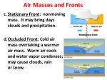air masses and fronts5