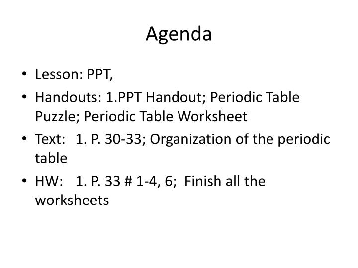 Ppt the modern periodic table powerpoint presentation id2671056 lesson ppt ibookread Download