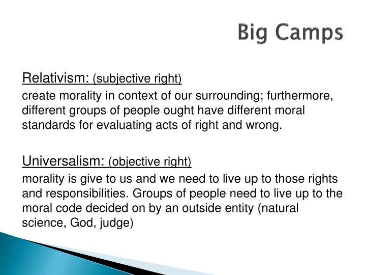 Big Camps