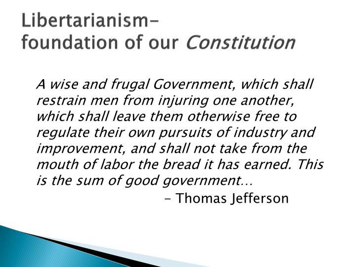 Libertarianism-
