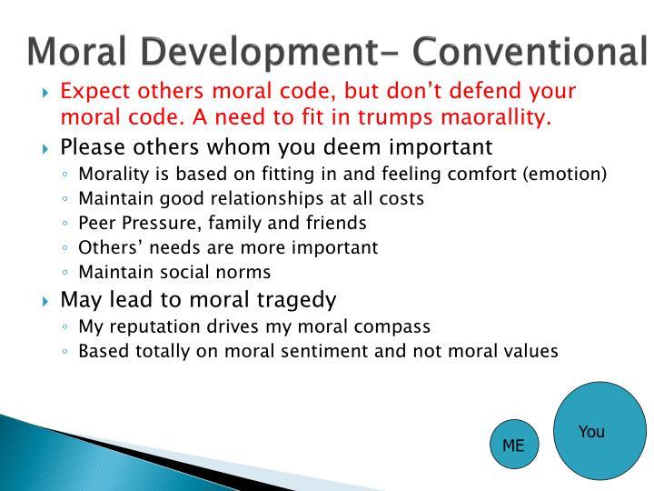Moral D