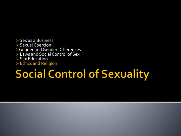religion is more effective social control mechanism essay Chapter 6 deviance and social control unit 61 explain what deviance is and why it is relative explain what stigma is  is the more effective response to deviants d what goes around comes around it is not the act itself, but the reactions to the act, that makes something deviant  c because the influence of the family and religion.