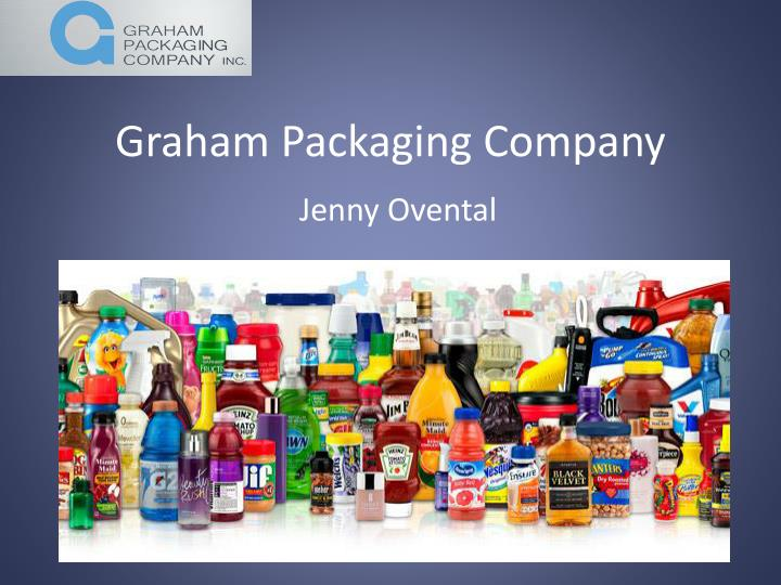 Ppt Graham Packaging Company Powerpoint Presentation