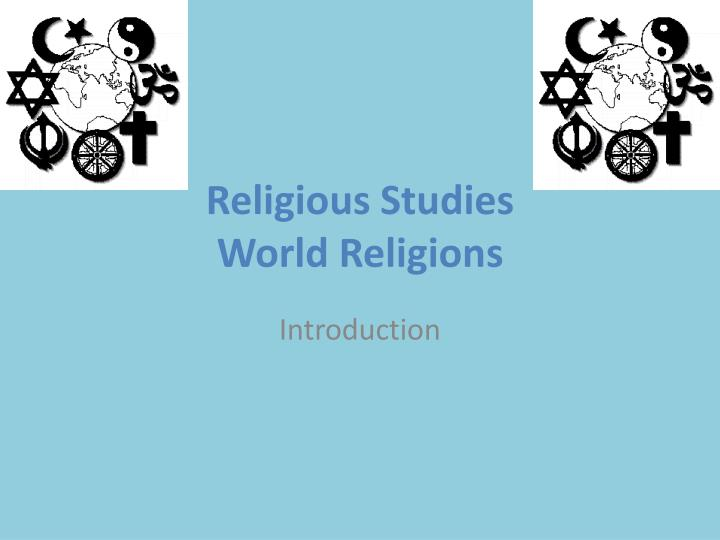 religion coursework Courses in the department of religion are taught in an academic manner to contribute to a student's understanding of the beliefs and actions of diverse peoples and cultures.