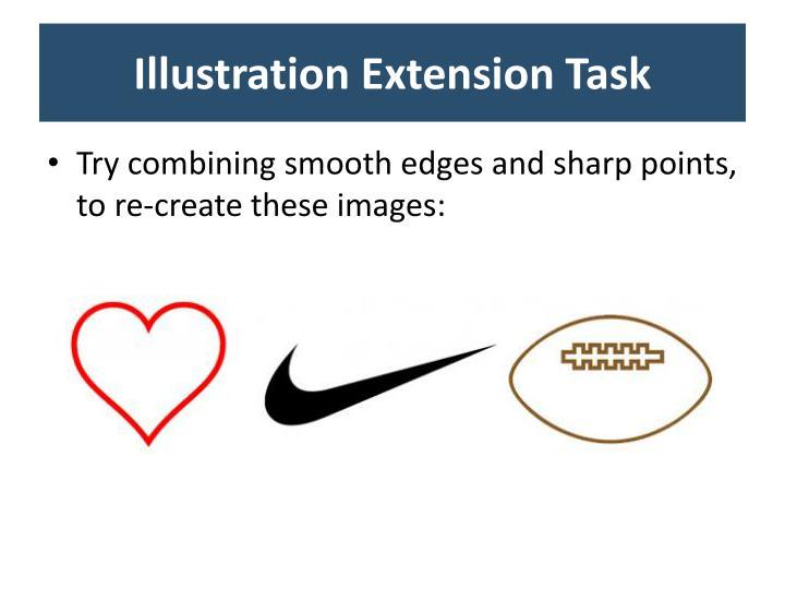 Illustration Extension Task
