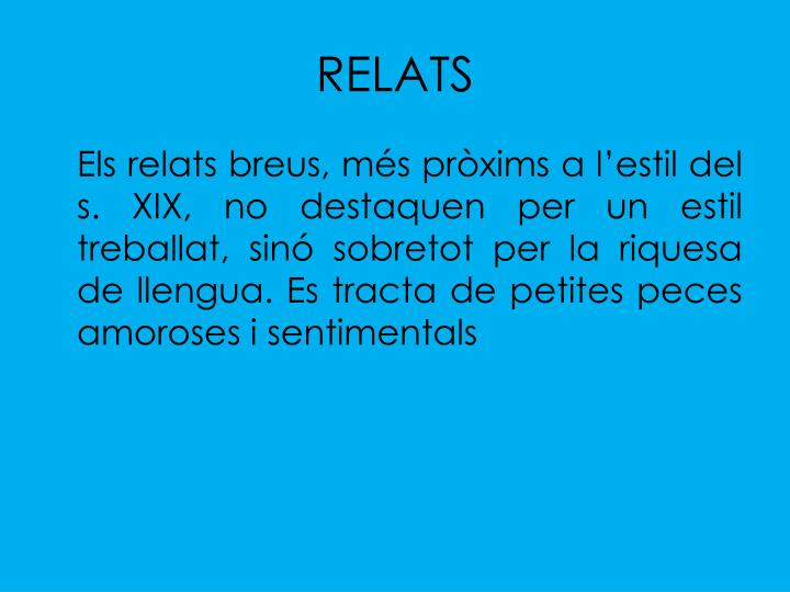 RELATS