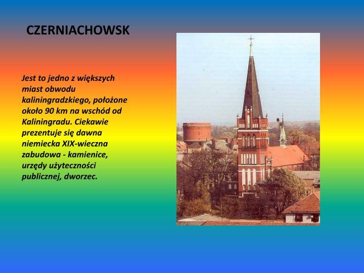 CZERNIACHOWSK