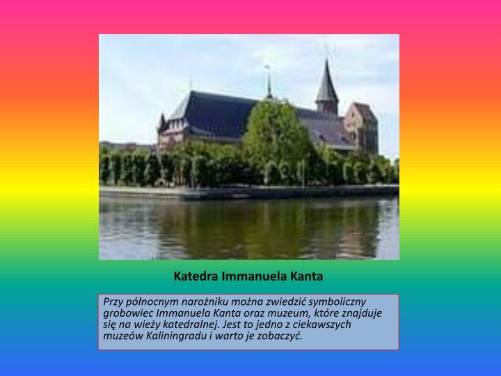 Katedra Immanuela Kanta