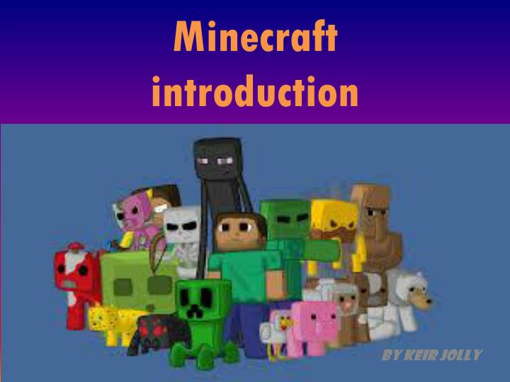 minecraft introduction n.