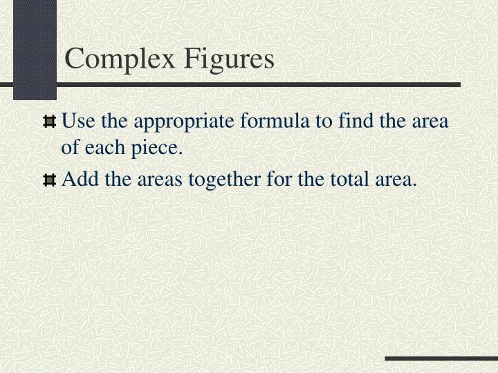 Complex Figures